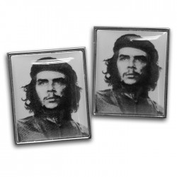 Che Guevara Portrait Cufflinks