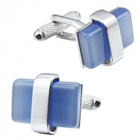 RAPTURE Blue Cufflinks