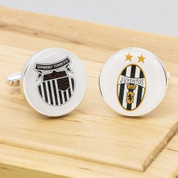 Football Club Cufflinks Personalised