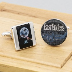 Favourite Film TV  Cufflinks Personalised