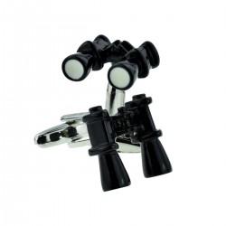 Binoculars Cufflinks