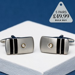 5 Pairs Cufflinks Offer Vianta