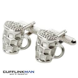 Beer Jug Cufflinks
