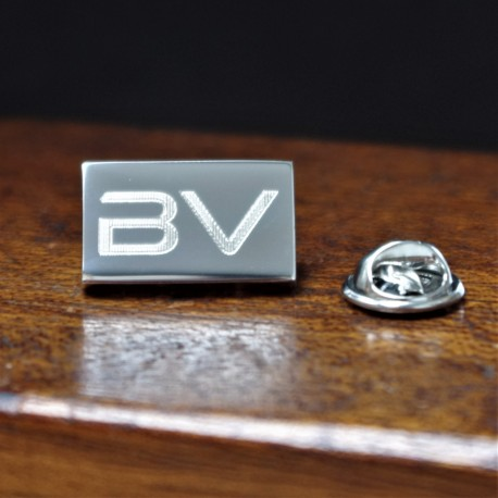 Any Design Engraved Lapel Pin Badge