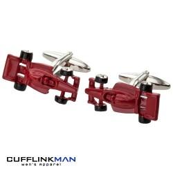 F1 Car Cufflinks