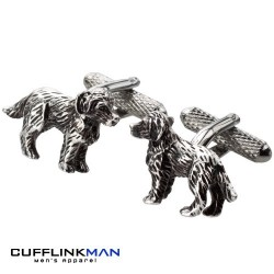 Spaniel Cufflinks