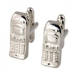 Mobile Phone (Classic) Cufflinks