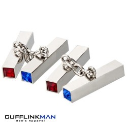 Superb Bar None Cufflinks