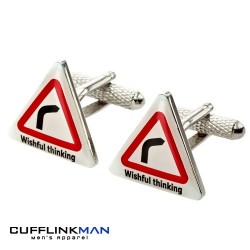 Wishful Thinking Cufflinks