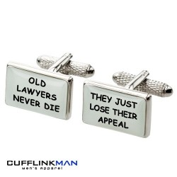 Barrister Blues Cufflinks