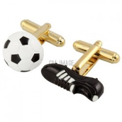 Football Boot Cufflinks