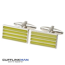 Reflections in Spring Cufflinks