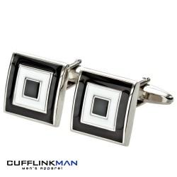 Cubic Composure Cufflinks