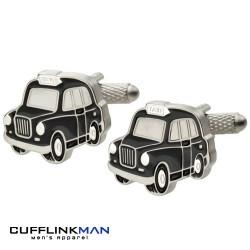 Black Cab Cufflinks