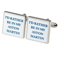 Aston Martin Cufflinks