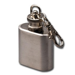 Mini Key Ring Hip Flask