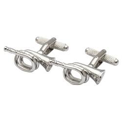 Bugle Cufflinks