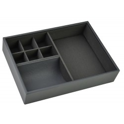 Stackers - Charcoal Grey Classic Stacker Valet