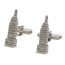 Empire State Building Cufflinks