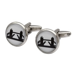 London- Tower Bridge Cufflinks