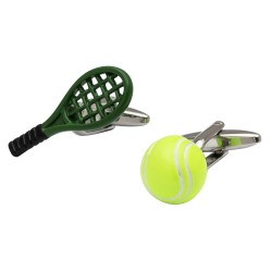 Anyone for Tennis Cufflinks