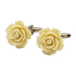 Pale Rose Cufflinks