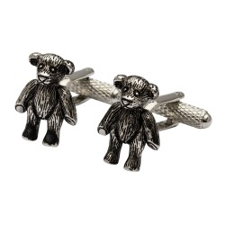 Teddy Bear Cufflinks
