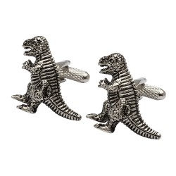 T Rex - Dinosaur Cufflinks