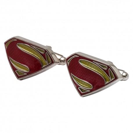 Luxury Superman Cufflinks