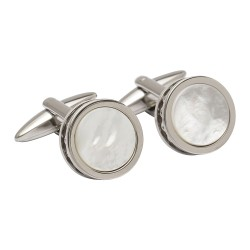 Mother of Pearl Designer Cufflinks