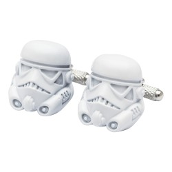 Storm Trooper Star Wars Cufflinks