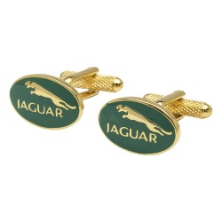 Jaguar Badge Cufflinks