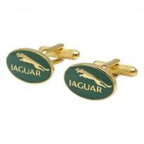 Jaguar Badge Cufflinks