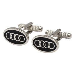 Audi Badge Cufflinks