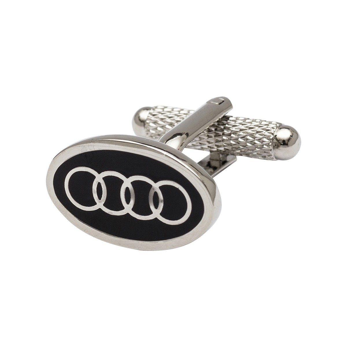 Audi Car Badge Cufflinks | Luxury Car Motoring Cufflinks