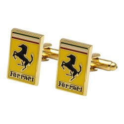 Ferrari Badge Cufflinks