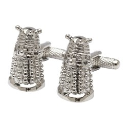 Dr Who Cufflinks - Dalek