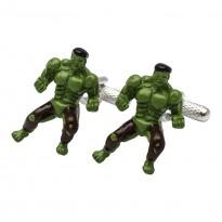 Incredible Hulk Cufflinks