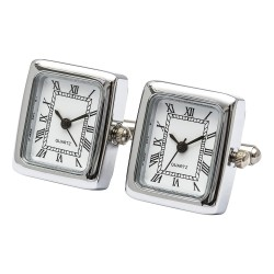 Timeless Classic (Working Clocks) Watch Cufflinks