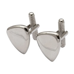 Plectrum Cufflinks - Music Cufflinks