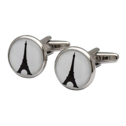 Paris- Eiffel Tower Cufflinks