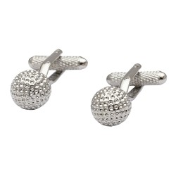 Golf Ball Cufflinks - Cufflinks for Golfers