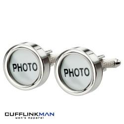 Photo Frames - Add your own! Cufflinks