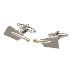 Oars - Rowing Cufflinks