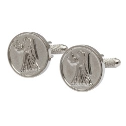 Virgo- Star Sign Cufflinks - Zodiac Sign Cufflinks