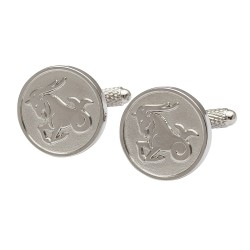 Gemini - Star Sign Cufflinks - Zodiac Sign Cufflinks