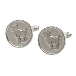Aries - Star Sign Cufflinks - Zodiac Sign Cufflinks