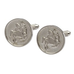 Sagittarius - Star Sign Cufflinks - Zodiac Sign Cufflinks