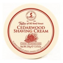 Cedarwood Shaving Cream - Taylor of Bond Street - 150g