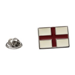St George Cross Lapel Pin - St George Cross Lapel Badge By Onyx-Art London